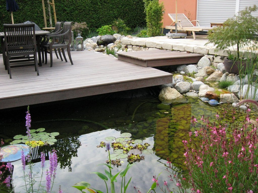 Gartenteiche | Haufler Baumschule und Gartengestaltung