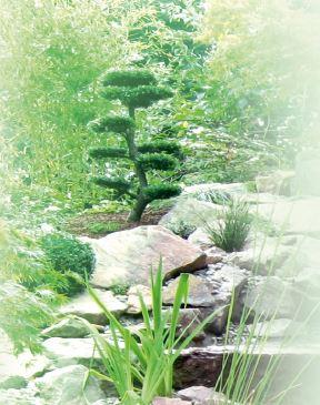 Wellness im Garten