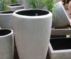 Pflanzgefäße aus Kunststoff